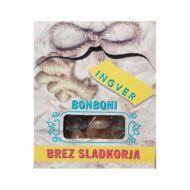 Bonboni Gyömbér cukormentes cukorka 75g