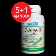 NutriLAB 3 Alge vega 120x 5+1 ajándék