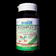 NutriLAB B-Complex vega kapszula 60X