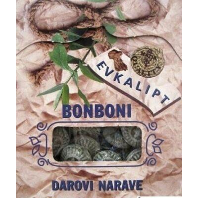 Bonboni Eukaliptusz cukorka 100g