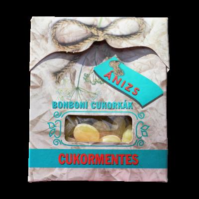 Bonboni Ánizs cukormentes cukorka 75g