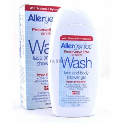 Optima ALLERGENICS tusfürdő arcra és testre 200 ml
