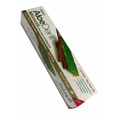 Optima Aloedent Miswak fogkrém 100 ml