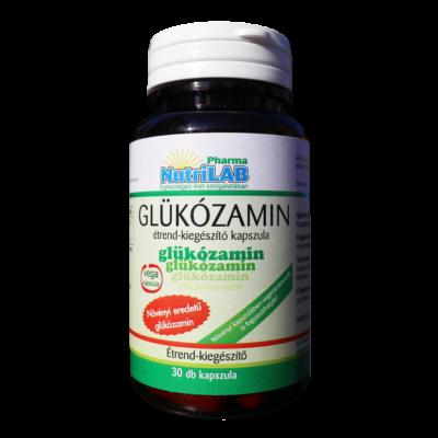 NutriLAB Glükozamin kapszula 30X